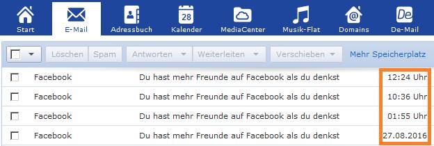 Du hast mehr Freunde auf Facebook als du denkst