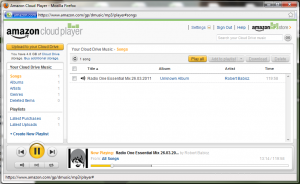 amazon cloudplayer