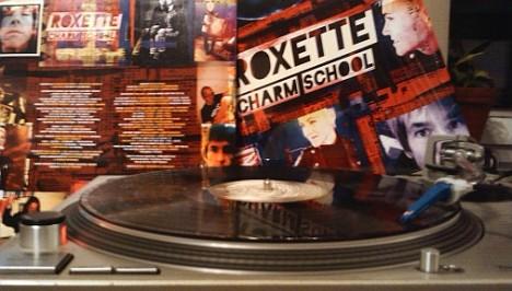 vinyl roxette charm school