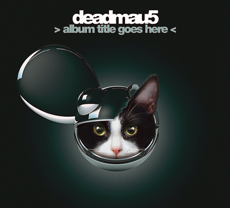 Deadmau5 Album Title goes here Cover