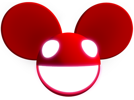 Deadmau5 Mousehead Logo