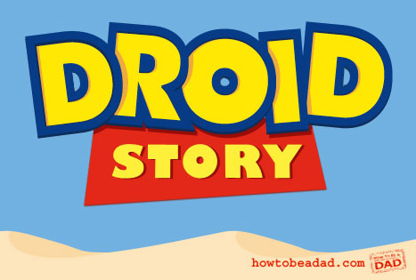 Disney Star Wars Droid Story