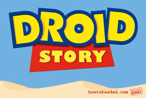 Disney Star Wars Droid Story