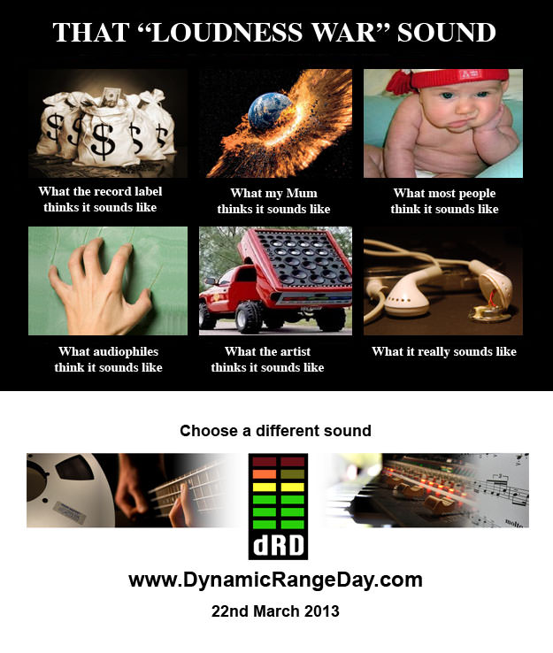 Dynamic Range Day