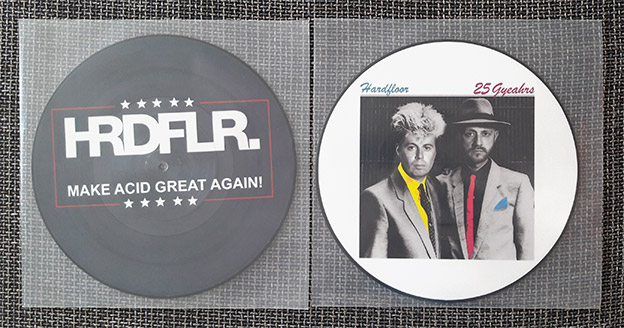 Hardfloor Make Acid Great Again Picturedisc 25 Gyeahrs HF24