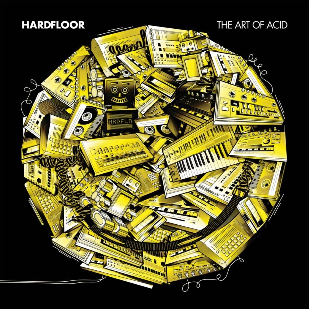 Hardfloor The Art Of Acid Cover