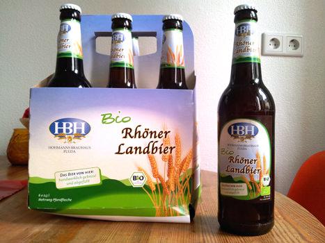 Bio Rhöner Landbier Hohmanns Brauhaus