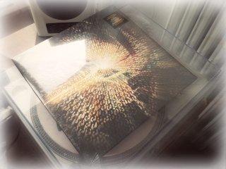 Imogen Heap Sparks Album Cover Vinyl
