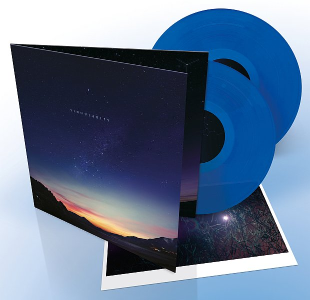Jon Hopkins Singularity Album limited Vinyl
