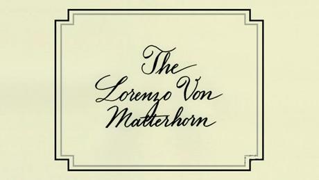 Lorenzo von Matterhorn