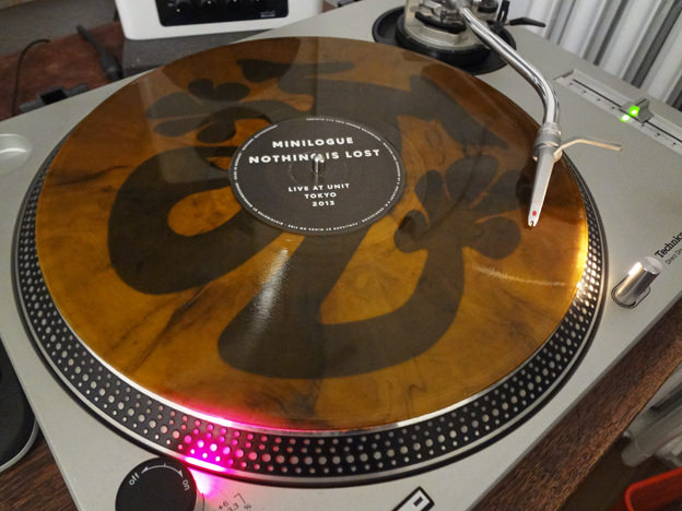 Minilogue Nothing Is Lost Vinyl