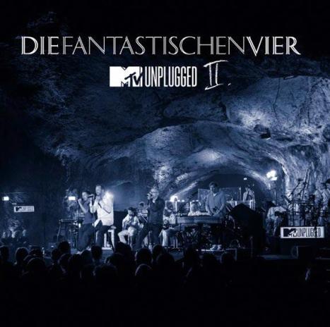 Cover MTV Unplugged II Die Fantatischen Vier
