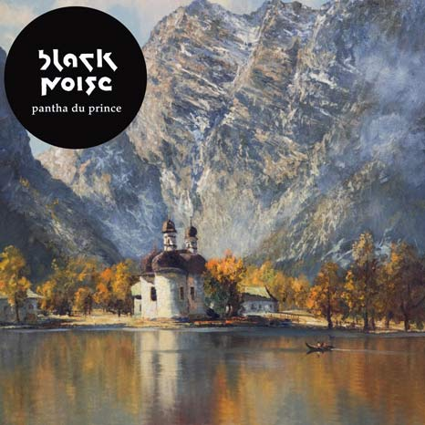 cover pantha du prince black noise