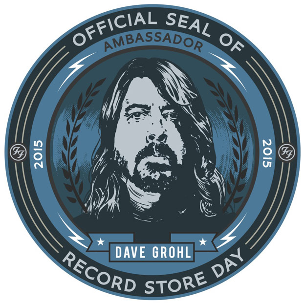 Record Store Day 2015 Dave Grohl
