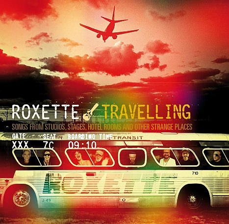 Roxette Travelling Cover