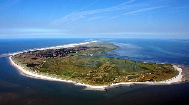 Spiekeroog Nordsee Insel Urlaub
