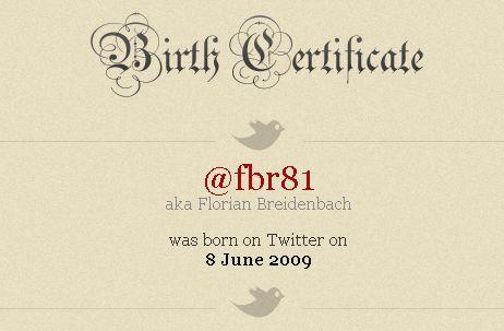fbr81 Twitter Geburtstag