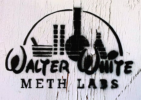 Walter White Meth Lab